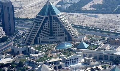 raffles dubai in wafi city dubai uae Atlantis (Dubai, UAE)