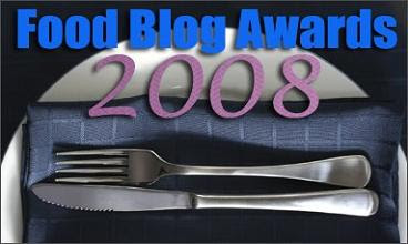 The Food Blog Awards 2008