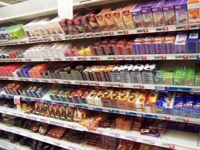 Boycott des plaquettes de chocolat à l'huile de palme