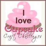 Jeg vant :-) Cupcake