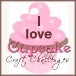 Jeg vant :-) Cupcake