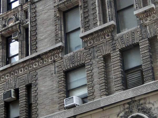 Warren Building Brick - At Broadway and 20th St.
