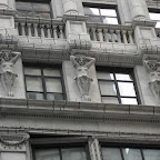 Synchronized Mermaids - On the diving platform at 91 5th Ave.