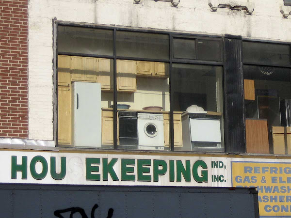 Housekeeping - Above Ave. A at 2nd St.