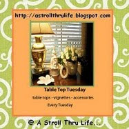 Table Top Tuesday~hosted by Marty
