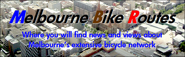 Melbourne Bike Routes