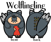 Wolflingling  小狼玲玲(女仔)