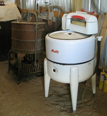 weight of washer machine