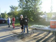 Winnipeg Barefoot Runners Treherne Marathon