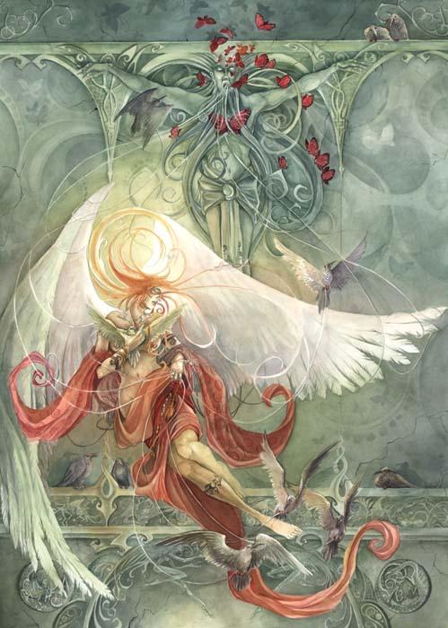 Arcangel Gabriel, la Fuerza de Dios