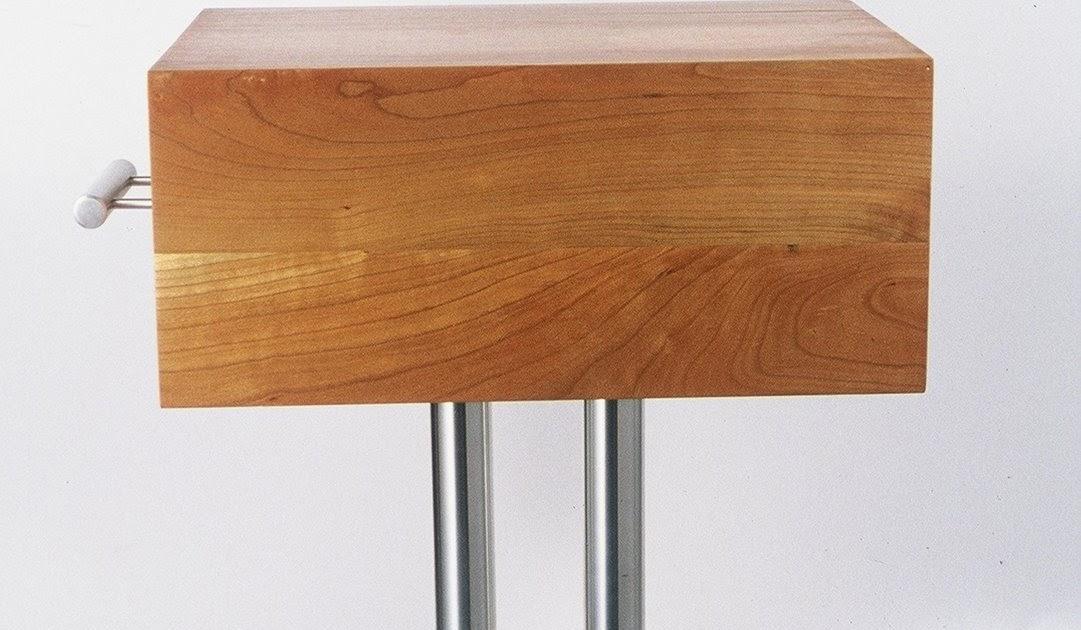 Scott McBurney Furniture Designs Nightstands