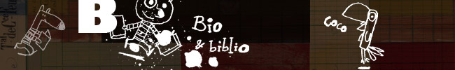 bio & bibliographie