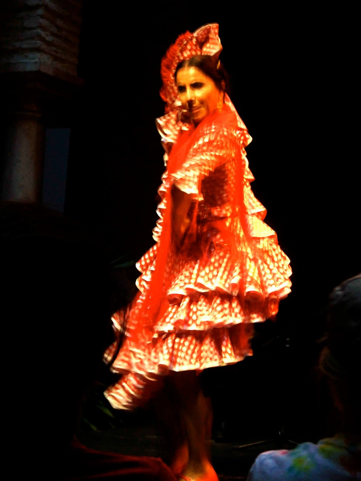 dani u0027s backpacking adventures 10 things i learned about flamenco