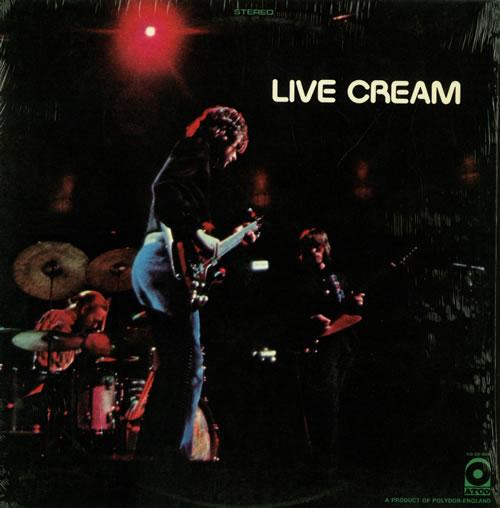 Ce que vous écoutez  là tout de suite - Page 36 CREAM+%5B1970%5D+Live+Cream