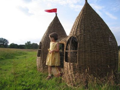 judith needham, eco playhouses