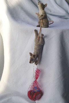 felt mice at motley mutton