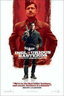 Brad Pitt - Inglourious Basterds
