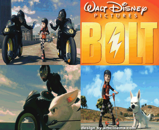 bolt 2008 new walt disney movie trailer john travolta