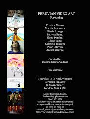 Artistas Peruanos en el extranjero