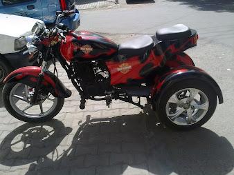 #5 Trike Motorcycles Wallpaper