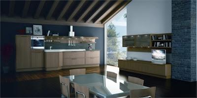 Favorite Modern Kitchen Wooden Furniture-4