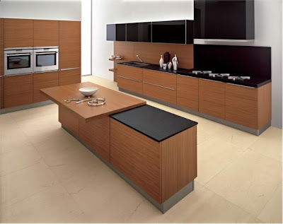 Favorite Modern Kitchen Wooden Furniture-10