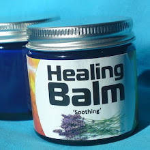 Our home grown Healing Balm