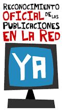 Reconocimiento oficial de la publicaciones en la red
