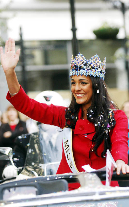Kaiane Aldorino - Miss World 2009- Official Thread (Gibraltar) - Page 2 Missgibraltar121794