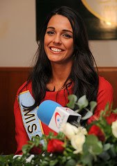 Kaiane Aldorino - Miss World 2009- Official Thread (Gibraltar) - Page 2 4192718135_247da94a49_m
