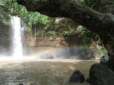 Nam Tok Haew Suwat Khao Yai National Park Thailand