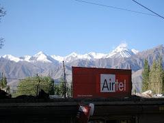 India's Telecom Revolution, Ladakh