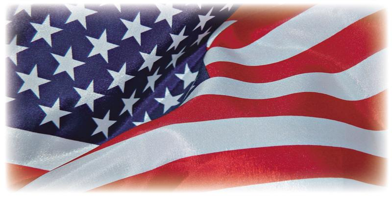 old american flag background. old american flag background