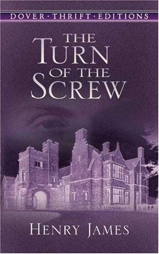 Literary Analysis: Turn of the Screw