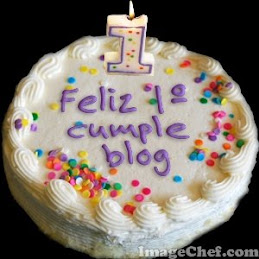 Mi 1er. CumpleBlog
