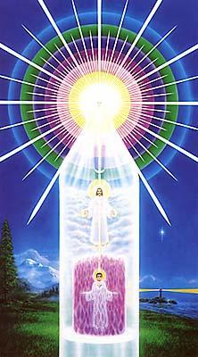 """La Magna Presencia de Dios """"YO SOY"""". Nuestra Realidad Divina. Nuestro ser Interior."""