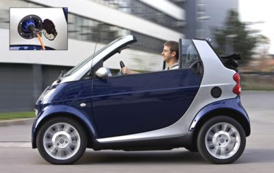 Smart fortwo EVs (Electric Vehicles) Photo