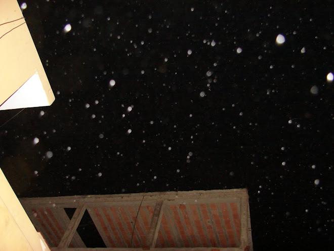 Ovnis en cielo de Huacho oct/2009 peru