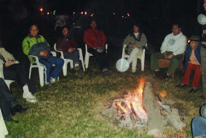 Formas inteligentes Ovni Caneplas Merkaba Shambala Santa Rita 2008