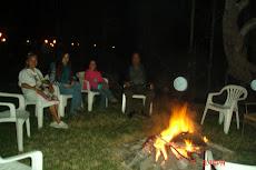 Pacha Mama o Pago a la Tierra y Ovni sobre el Fuego 27/07/2008