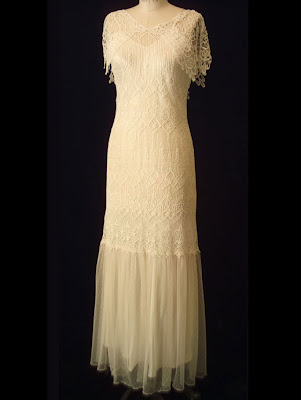 Vintage Style Reproduction Wedding Dress So what about Reproductions