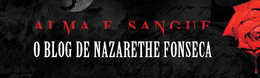 Blog do livro Alma e Sangue de Nazarethe Fonseca