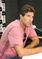 Renato Gaúcho, novo técnico do Vasco