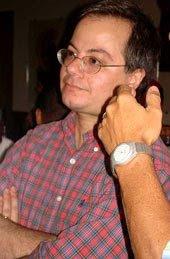 Ricardo Hinrichsen, Diretor Executivo de Marketing do Flamengo - foto da Globo.com