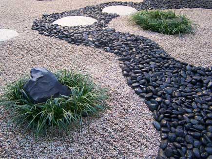 Giardino dei sogni richiami d 39 oriente for Aiuola zen