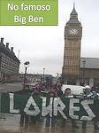 No famoso Big Ben