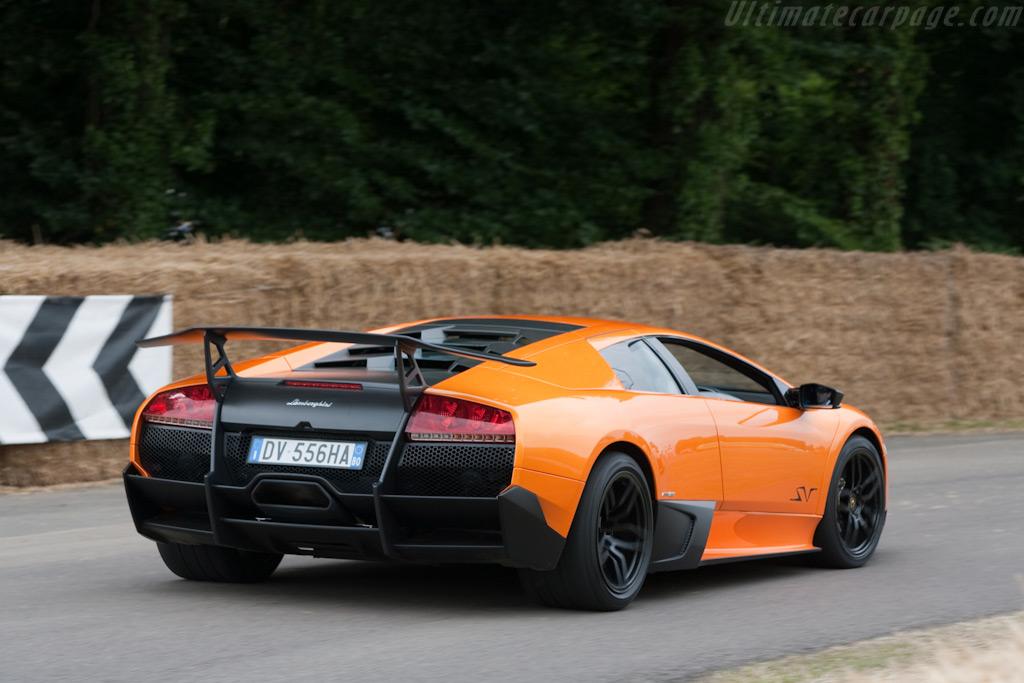 Lamborghini Murcielago Sv Autostyle