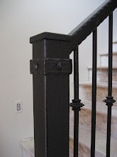 RAILING & NEWEL POST