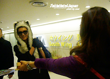 Thnoise Arriving Airport Tokyo 07.02.2011 #2