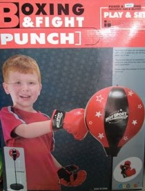 Boxing and Fight Punch